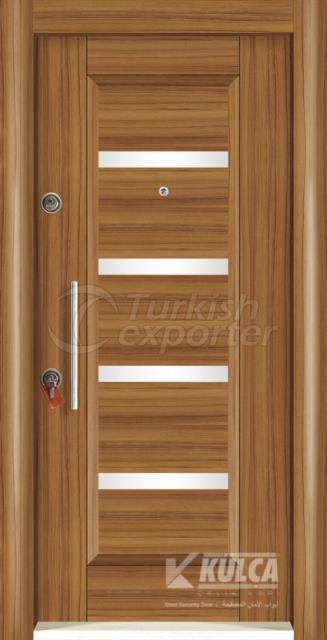 Z-9069 (Exclusive Steel Door)